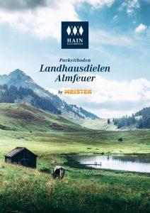 Katalogtitel Meister Parkettboden Landhausdielen