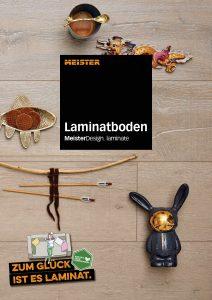 Katalogtitel Meister Laminatboden
