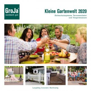 Katalogtitel GroJa Kleine Gartenwelt